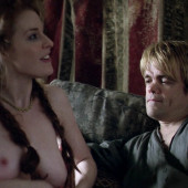 Esme Bianco topless