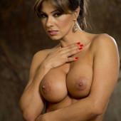 Esperanza Gomez topless