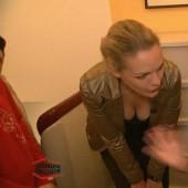 Eva Brenner nipple slip