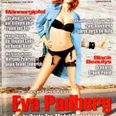 Eva Padberg nackt im playboy