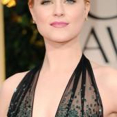 Evan Rachel Wood cleavage
