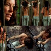 Evangeline Lilly naked scene