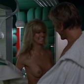 Farrah Fawcett topless