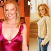 Attractive Mary Marg Helgenberger Nude HD