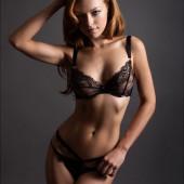 Francesca Eastwood lingerie