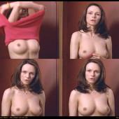 Francesca Neri a seno nudo