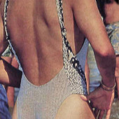 Gabriela Sabatini nude