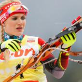 Gabriela Soukalova biatlon