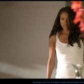 Gabrielle Union braless