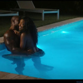 Gabrielle Union naked scene