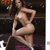 Gaby Ramirez desnudo