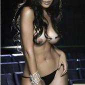 Gaby Ramirez topless