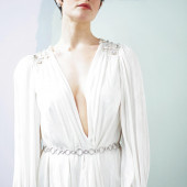 Gemma Arterton cleavage