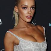 Georgia Gibbs cleavage