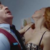 Gillian Anderson hot scene