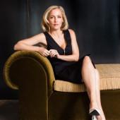 Gillian Anderson legs