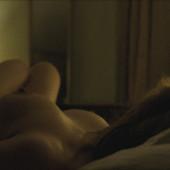 Gillian Anderson nude scene