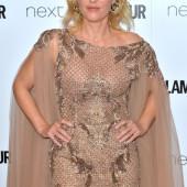 Gillian Anderson see through
