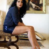 Haifa Wehbe feet