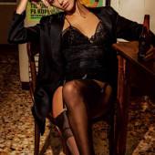Hailey Baldwin lingerie