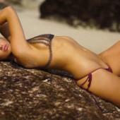 Hailey Clauson bikini