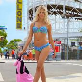 Hailey Clauson underwear