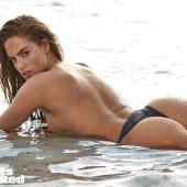Haley Kalil topless