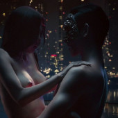 Han Ji-eun nude scene
