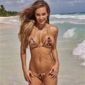 Hannah Davis naked
