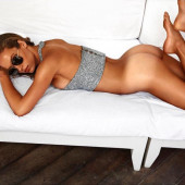 Hannah Ferguson pantyless