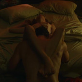 Hannah Gross sex scene