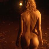 Hannah Murray nude scene