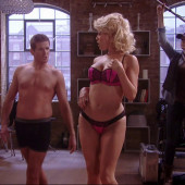 Hannah Waddingham nude scene
