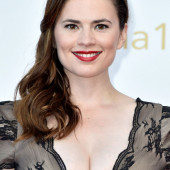 Hayley Atwell cleavage