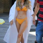 Hayley Hughes bikini