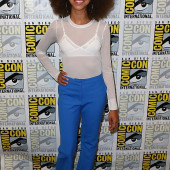 Hayley Law see through