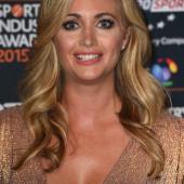 Hayley McQueen cleavage