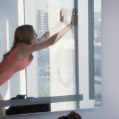 Heather Graham sex scene