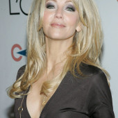 Heather Locklear cleavage