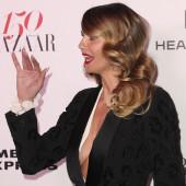 Heidi Klum dekollete