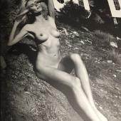 Heidi Klum ganz nackt