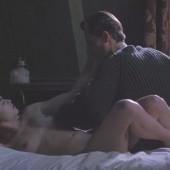 Helena Bonham Carter nude scene
