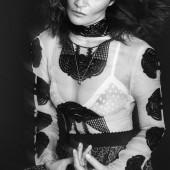 Helena Christensen see through