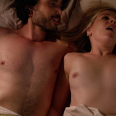 Helene Yorke sex scene