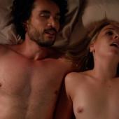 Helene Yorke topless scene