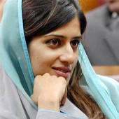 Hina Rabbani Khar wallpaper