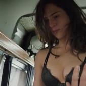 Holly Deveaux nude scene