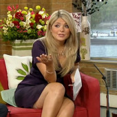 Holly Willoughby oops