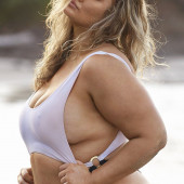 Hunter McGrady oops