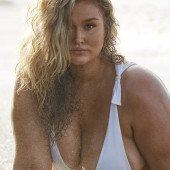 Hunter McGrady sports illustrated